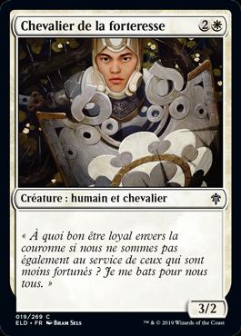 Chevalier de la forteresse
