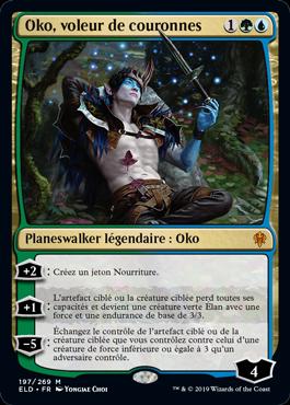 Oko, voleur de couronnes