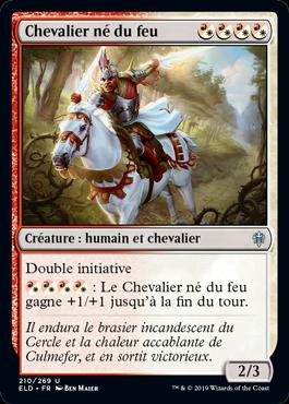 Chevalier né du feu