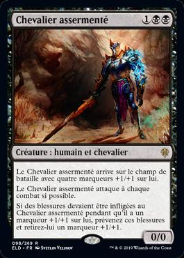 Chevalier assermenté
