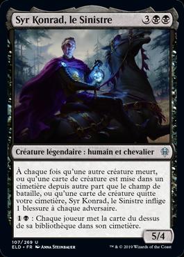 Syr Konrad, le Sinistre