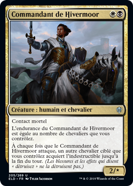 Commandant de Hivermoor