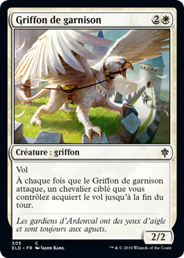 Griffon de garnison