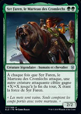 Syr Faren, le Marteau des Cromlechs