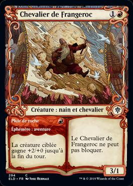 Chevalier de Frangeroc
