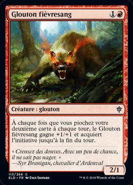 Glouton fièvresang
