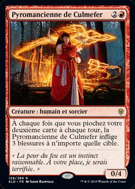 Pyromancienne de Culmefer