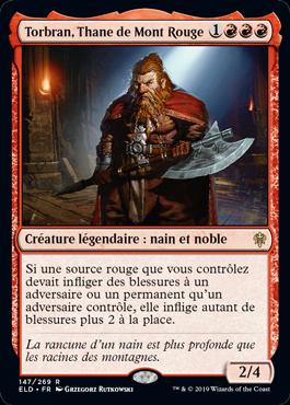 Torbran, Thane de Mont Rouge
