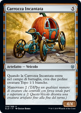 Carrozza Incantata