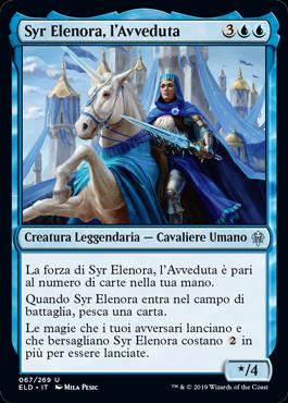 Syr Elenora, l'Avveduta