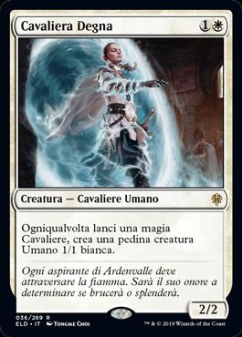 Cavaliera Degna