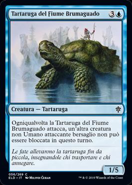 Tartaruga del Fiume Brumaguado