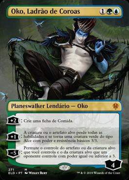 Oko, Ladrão de Coroas