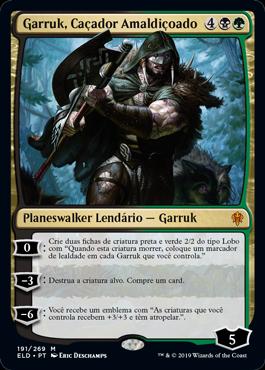 Garruk, Caçador Amaldiçoado