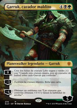 Garruk, cazador maldito