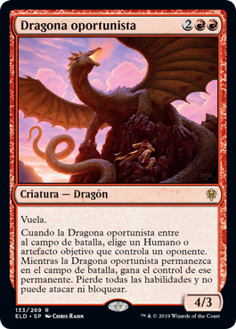 Dragona oportunista