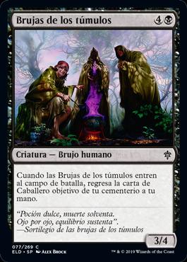 Brujas de los túmulos