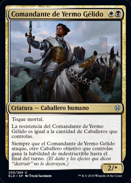 Comandante de Yermo Gélido