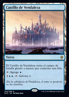 Castillo de Vendaleza