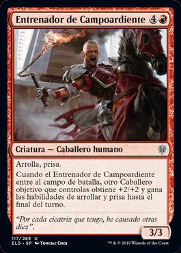 Entrenador de Campoardiente