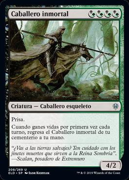 Caballero inmortal