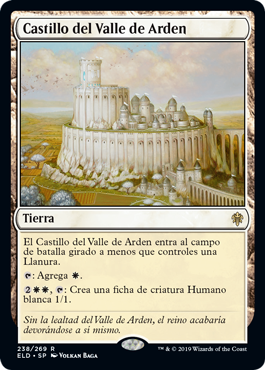 Castillo del Valle de Arden