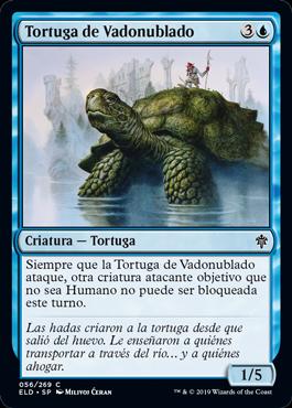 Tortuga de Vadonublado