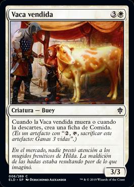 Vaca vendida