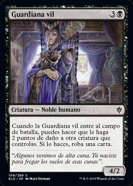 Guardiana vil