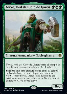 Yorvo, lord del Coto de Garen
