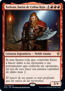 Torbran, barón de Colina Roja