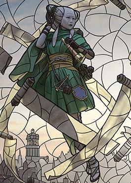 伝承の収集者、タミヨウ(Tamiyo, Collector of Tales)