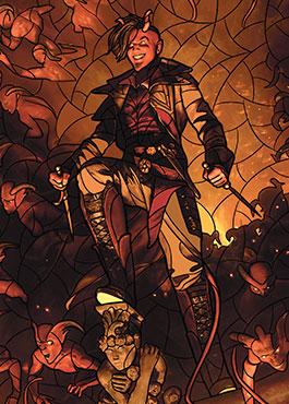 混沌の船長、アングラス(Angrath, Captain of Chaos)