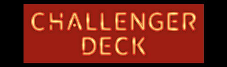Challenger Deck 2020 logo