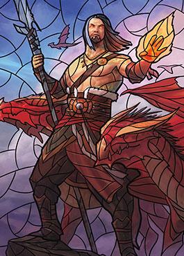 主無き者、サルカン(Sarkhan the Masterless)