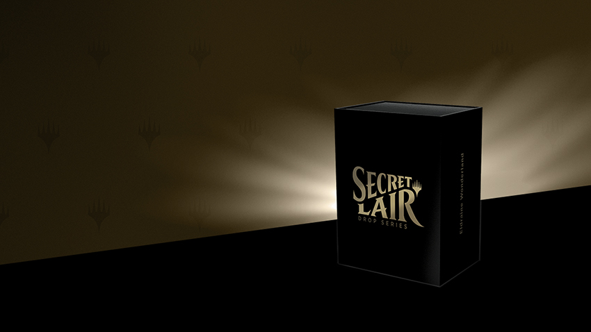 Secret Lair packaging