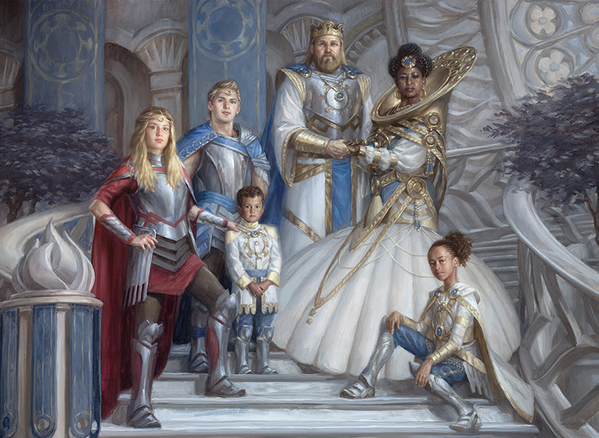 ケンリス家の肖像