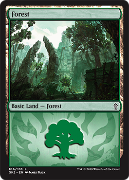 Gruul Forest