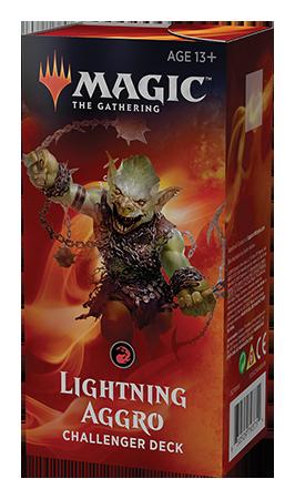 Lightning Aggro