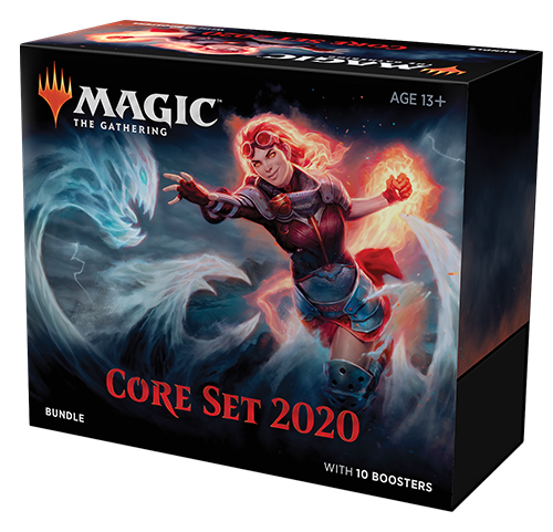 MTG: Core Set 2020 Bundle (T.O.S.) -  Wizards of the Coast