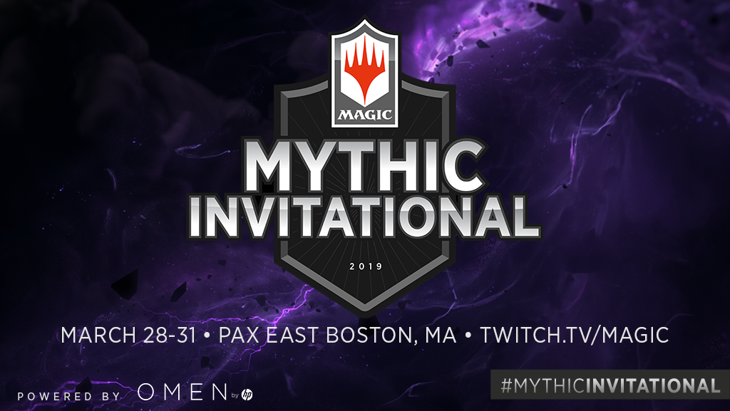 Mythic Invitational Promo