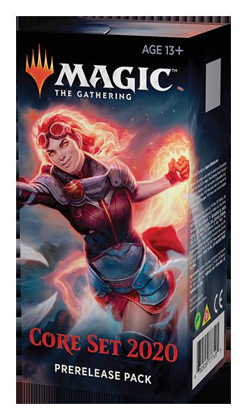 Pre-Release Core 2020 box image