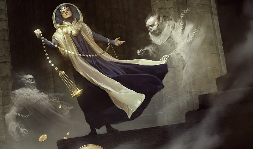 The Ledger of Hidden Fortunes   MAGIC: THE GATHERING