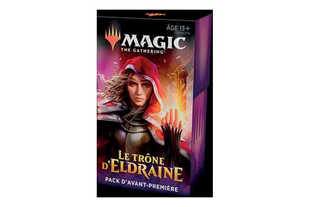 Pack d'avant-première Le trône d'Eldraine