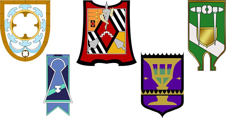 Heraldry concept art