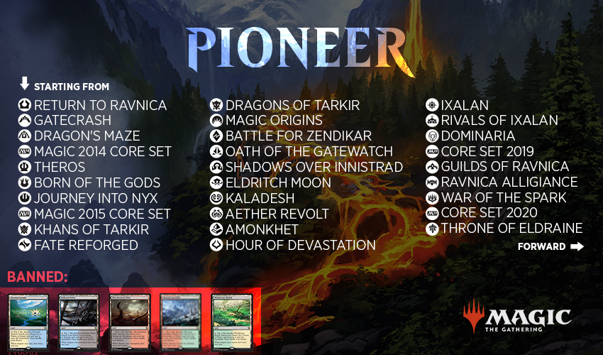 Pioneer Infographic
