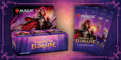 MTG: Throne of Eldraine Booster -  Wizards of the Coast