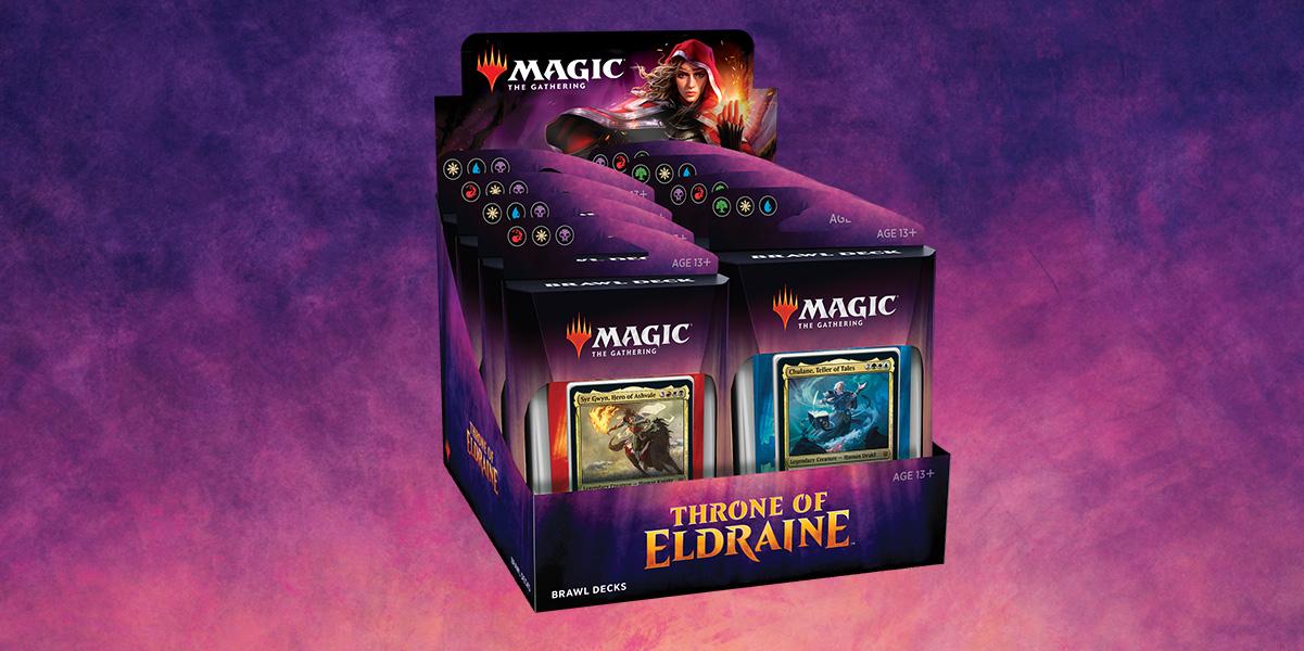 MTG: Throne of Eldraine Brawl Deck (T.O.S.) -  Wizards of the Coast