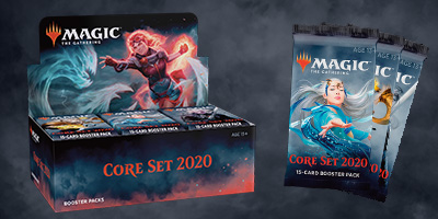 MTG: Core Set 2020 Booster -  Wizards of the Coast