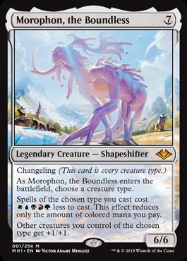NM//MT! ** Mtg Magic Modern Horizons ** Unbound Flourishing
